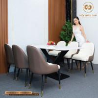 Bộ bàn ghế ăn mã TVP30111