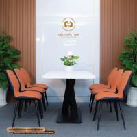 Bộ bàn ghế ăn mã TVP30117