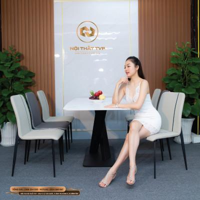 Bộ bàn ghế ăn mã TVP30121