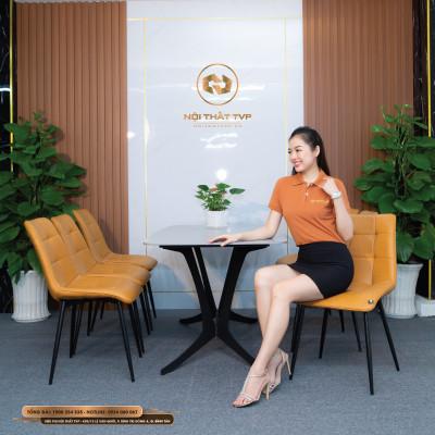 Bộ bàn ghế ăn mã TVP20118