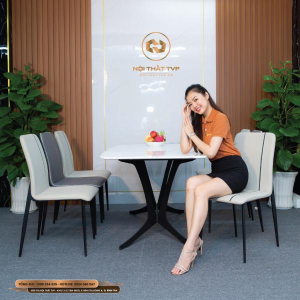 Bộ bàn ghế ăn mã TVP20120