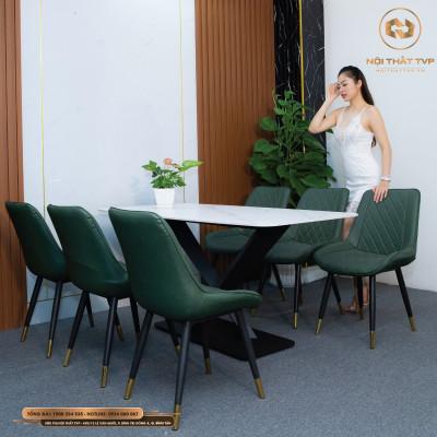 Bộ bàn ghế ăn mã TVP30113