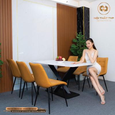 Bộ bàn ghế ăn mã TVP30119