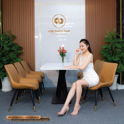 Bộ bàn ghế ăn mã TVP30112
