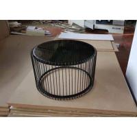 Bàn sofa mặt kính - BSK013