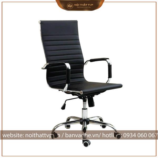 Ghế văn phòng Mino ghế da xoay lưng cao