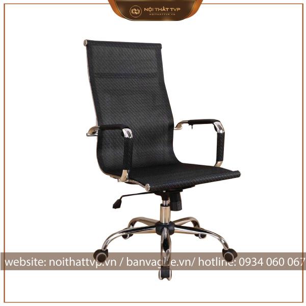 Ghế văn phòng Nabio ghế lưới xoay lưng cao
